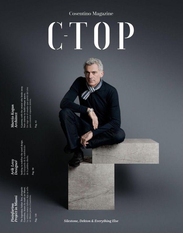 Image of ctop02 in C-Top Magazine - Cosentino