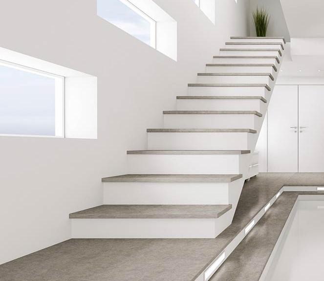 Dekton Vegha Stairs