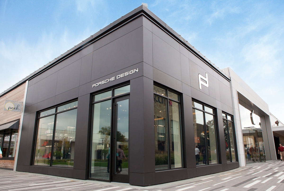 Porsche Design Store Of Dekton