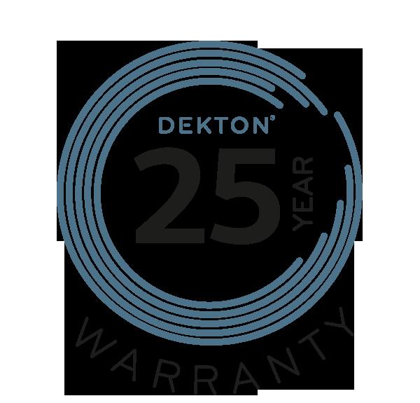 Dekton WARRANTY
