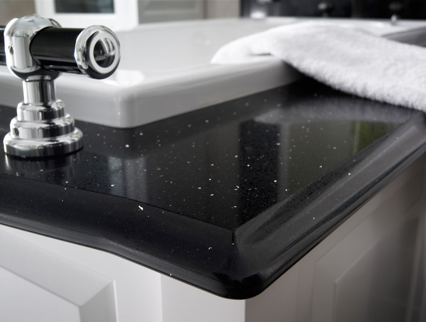 Quartz vs granite worktops for Stellar night quartz price