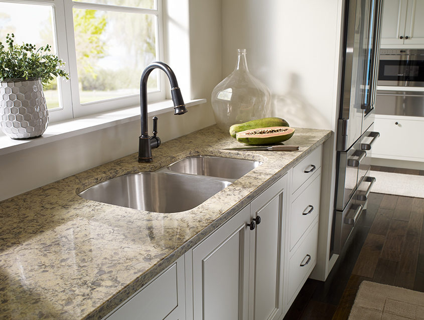 Silestone Quartz Countertops For Kitchens : Silestone quartz vs granite countertops