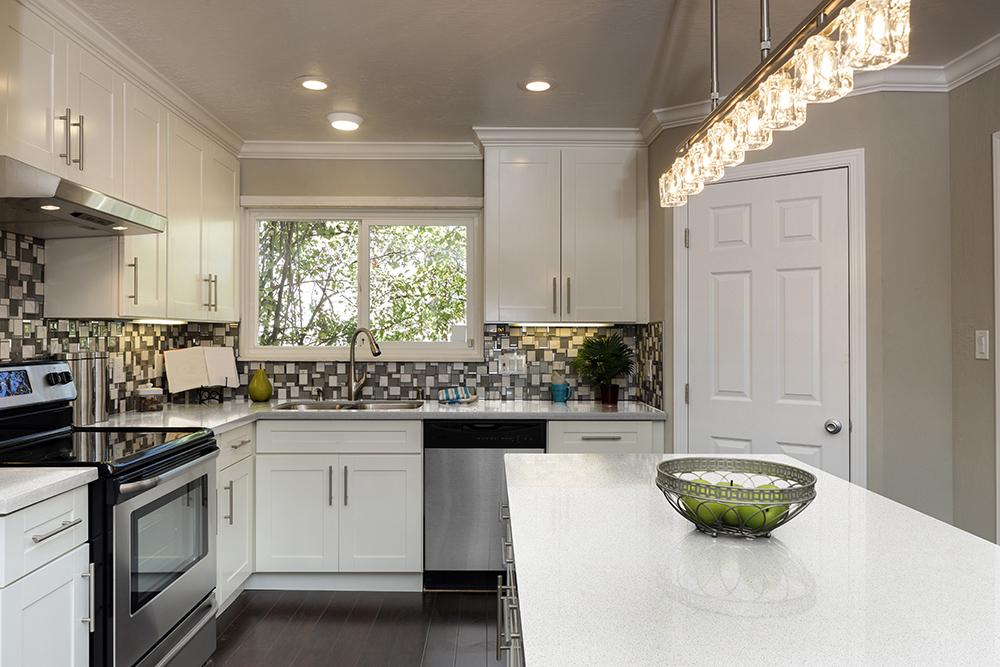 White Essentials Rage For White Kitchens